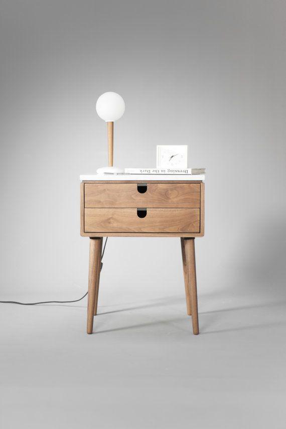 best 25 scandinavian bedside tables ideas on pinterest. Black Bedroom Furniture Sets. Home Design Ideas