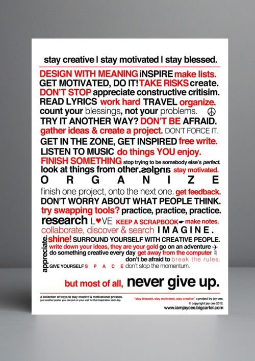 I feel like I need this hung in my room, in my bathroom, in my study, in my kitchen, in my everywhere...