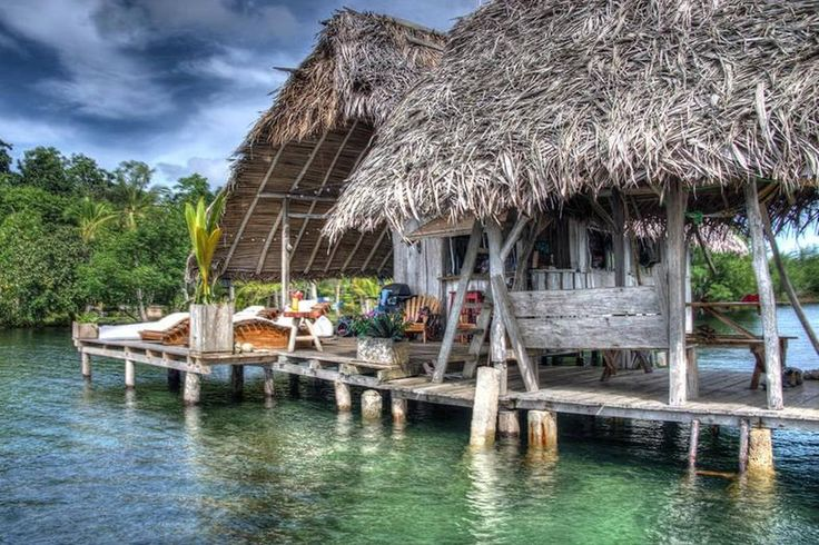 Magical reef cabin awaits you Bocas del Toro District, Bocas del Toro, Panama