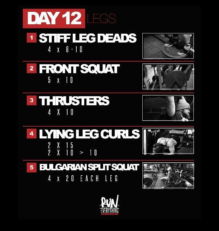 Dana Linn Bailey 28 day program day 12