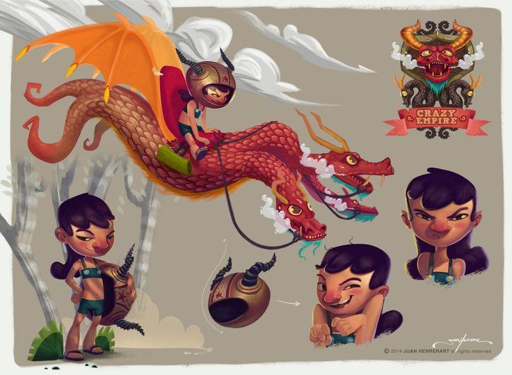 Art of Juan Herrerart
