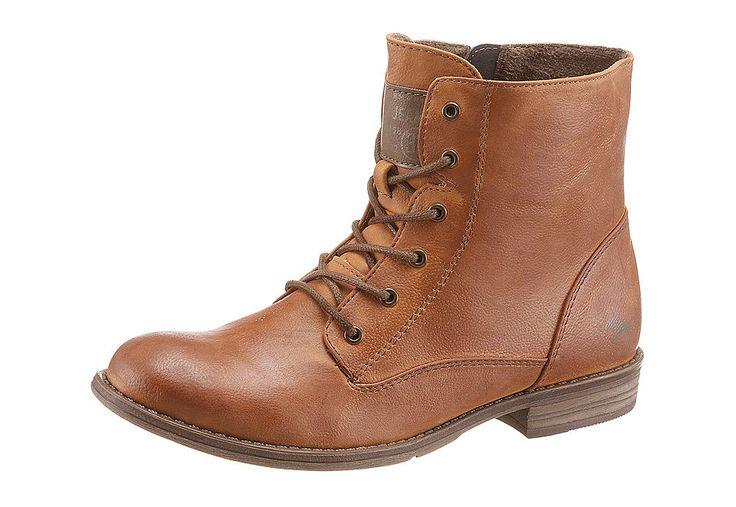 Mustang Shoes Schnürboots Jetzt bestellen unter: https://mode.ladendirekt.de/damen/schuhe/boots/schnuerboots/?uid=ad861058-f8bb-57bf-b081-5bba4a705fe8&utm_source=pinterest&utm_medium=pin&utm_campaign=boards #boots #schnuerboots #schuhe