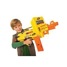 Yah, I'm pretty certain Jon has this exact nerf gun!!! NERF N-Strike Stampede ECS-50 Blaster