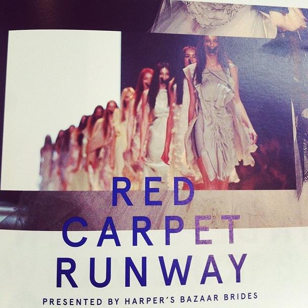 FanGram: Red Carpet Runway... almost here