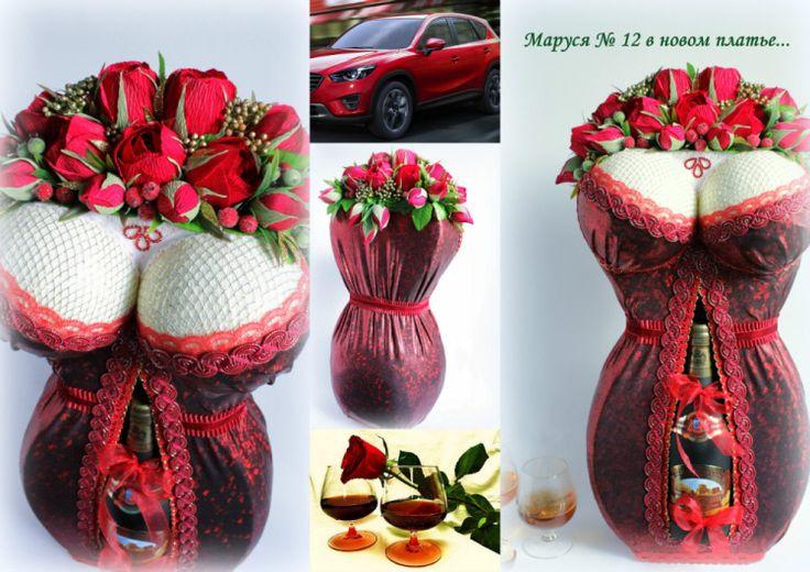 (3) Gallery.ru / Фото #38 - Букеты из конфет 3 - laptewaoxana