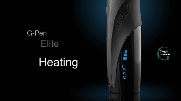 g pen elite vaporizer review heating