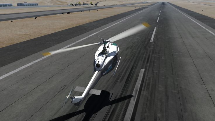 Do helicopters fall from the sky when their engine stop? If you see yourself in this position, this maneuver will save you: the autorotation.