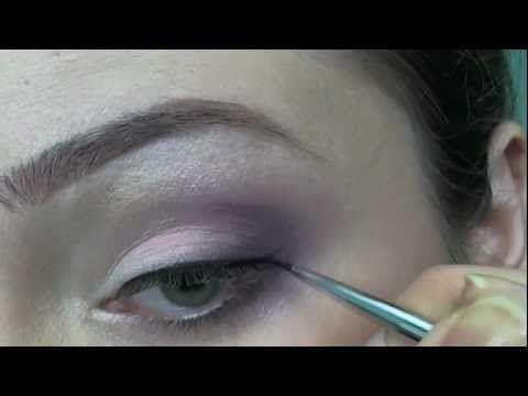 Быстрый, легкий свадебный макияж (Too Faced Romantic Eye)