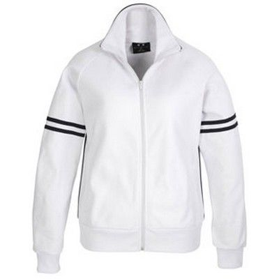 Ladies Wicked Fabric Jacket Min 25 - 42.5/57.5 poly cotton low pill wicked fabric weighing 280gsm. http://www.promosxchange.com.au/ladies-wicked-fabric-jacket/p-10894.html