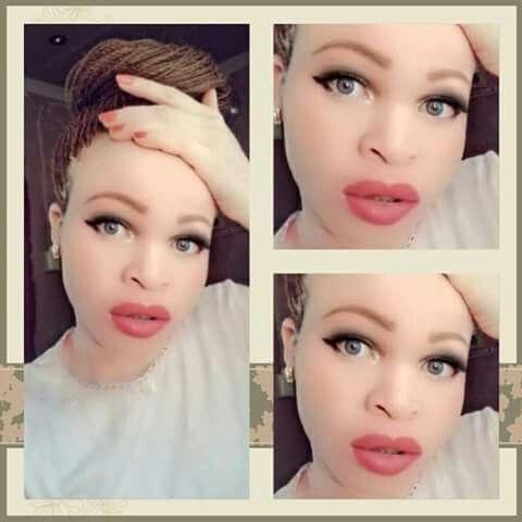 Stunning Photos of very Beautiful Albino Ladies | Nigerian: Breaking News In Nigeria | Laila's Blog