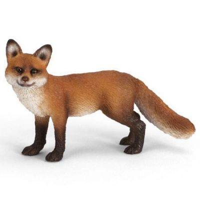 Рыжая лисица SCHLEICH ― Мир игрушки