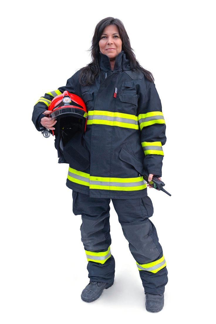 Slovak Firefighter - Fire Chief