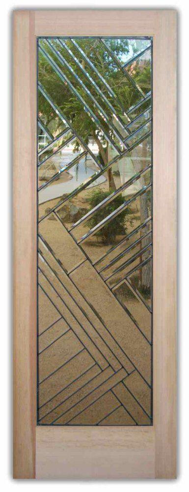 Z Bevels I Door - Stained Leaded Glass Doors Beveled Glass Front Doors Sans Soucie