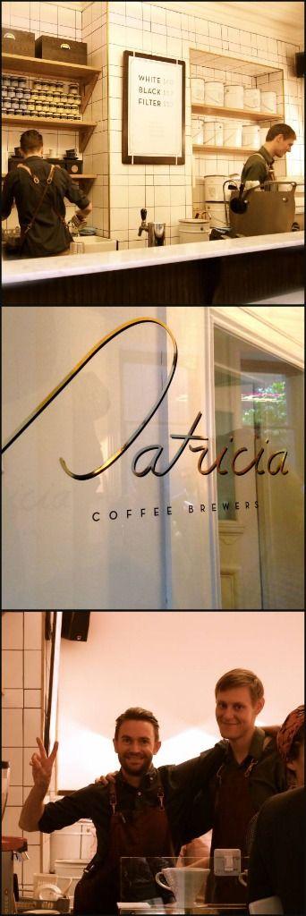 Patricia : Coffee Brewers Melbourne (for @tirebouchon )
