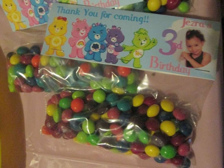 Care Bears Party Birthday Party Ideas | Photo 1 of 11 | Catch My Party
