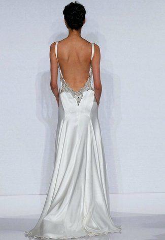 Best 25 backless wedding dresses ideas on pinterest backless 15 beautiful backless wedding dresses gowns junglespirit Gallery