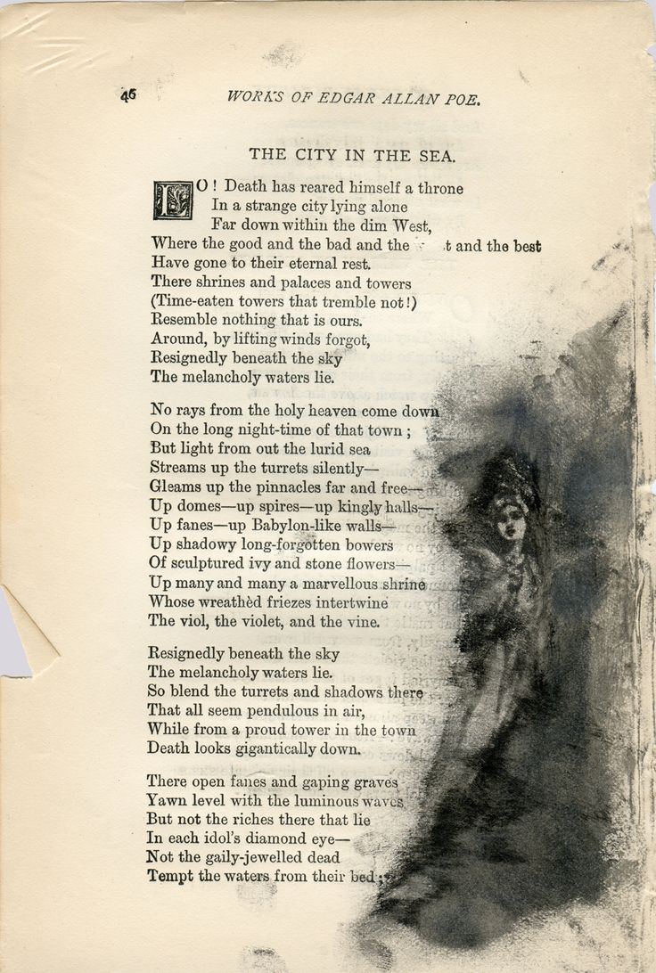 the poetry and prose of edgar allen The gothic theme of edgar allen poe's work essay - edgar allen poe was an english short-story writer whose work reflects the traditional gothic conventions of the time that subverted the ambivalence of the grotesque and arabesque.