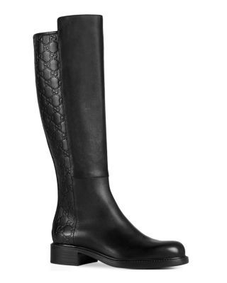 Gucci Liza High Shaft Boots | Bloomingdale's