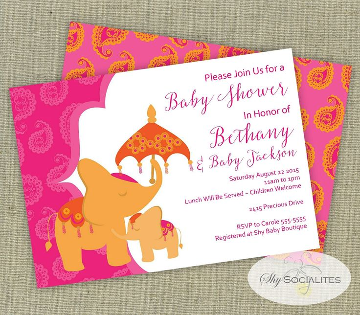Elephant Baby Shower Invitation |  Moroccan Baby Shower | Golden Elephant | Instant Download | Editable Text PDF that You Edit Yourself by ShySocialites on Etsy https://www.etsy.com/listing/247315141/elephant-baby-shower-invitation-moroccan