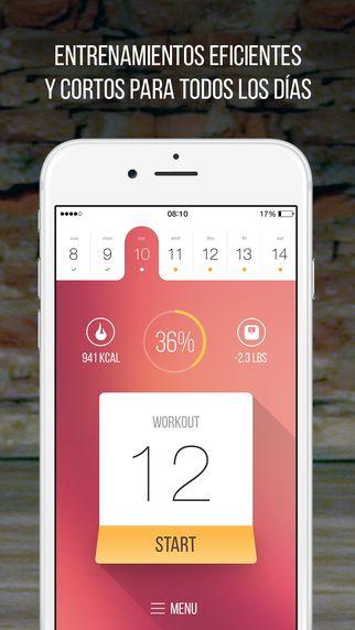 Fitness para perder peso PRO La única aplicación de fitness en la App Store diseñada especialmente para perder peso. PROGRAMA DE ENTRENAMIENTO INTELIGENTE https://itunes.apple.com/mx/app/fitness-para-perder-peso-pro/id830326962?mt=8&at=1000lsGw
