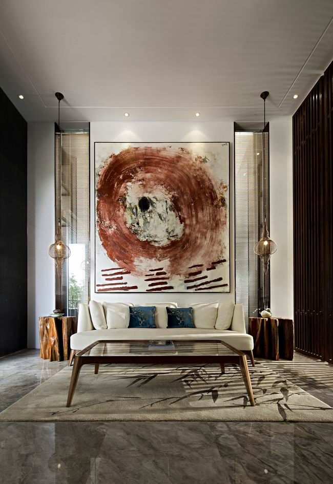 Find This Pin And More On Placing Art By Bweet Stunning Showcase Of Luxury Interior Design