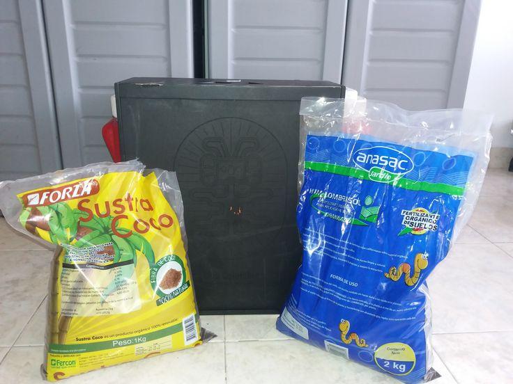 Primer Semillero de Hortalizas y plantas aromáticas. Para este segundo proyecto nos pusimos en la tarea de fabricar un pequeño semillero a partir de una caja de la excelente reserva especial de …