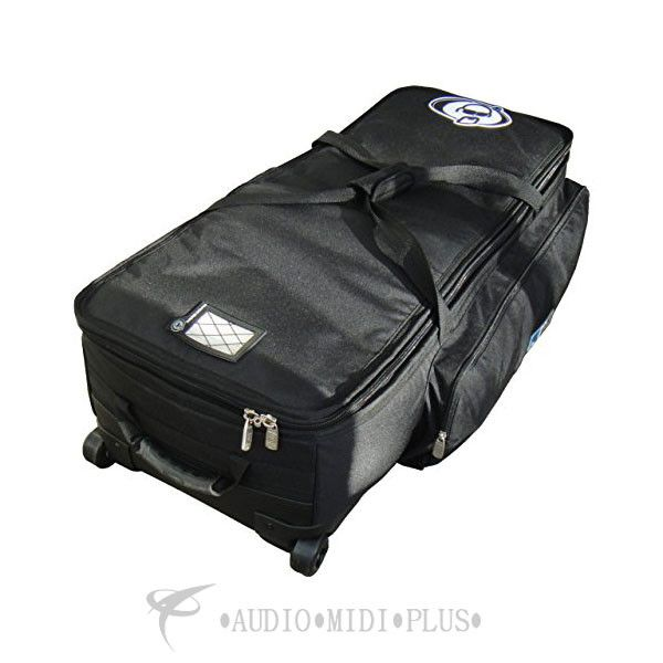"Protection Racket 47"" x 18"" x 10"" Hardware Bag with Wheels - 5047W-09-U"