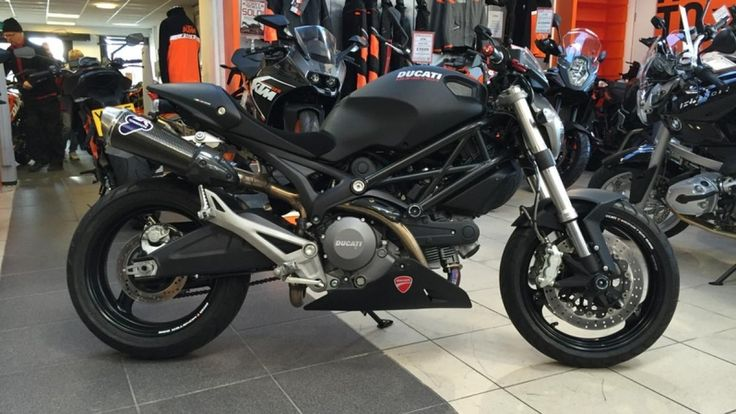 2013 Ducati Monster 696 Just arrived :)