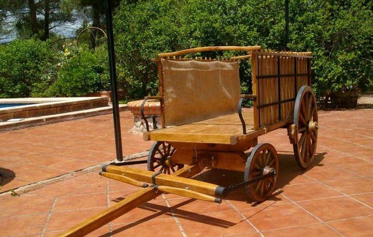 Galeras Y Carros - Decoración en Valencia, Ayora.