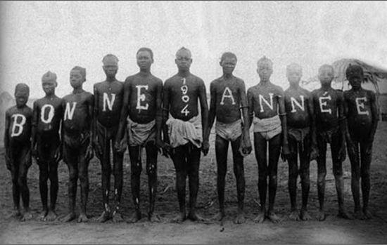 267 Congolais Dans Un Zoo Humain À Bruxelles En 1897...