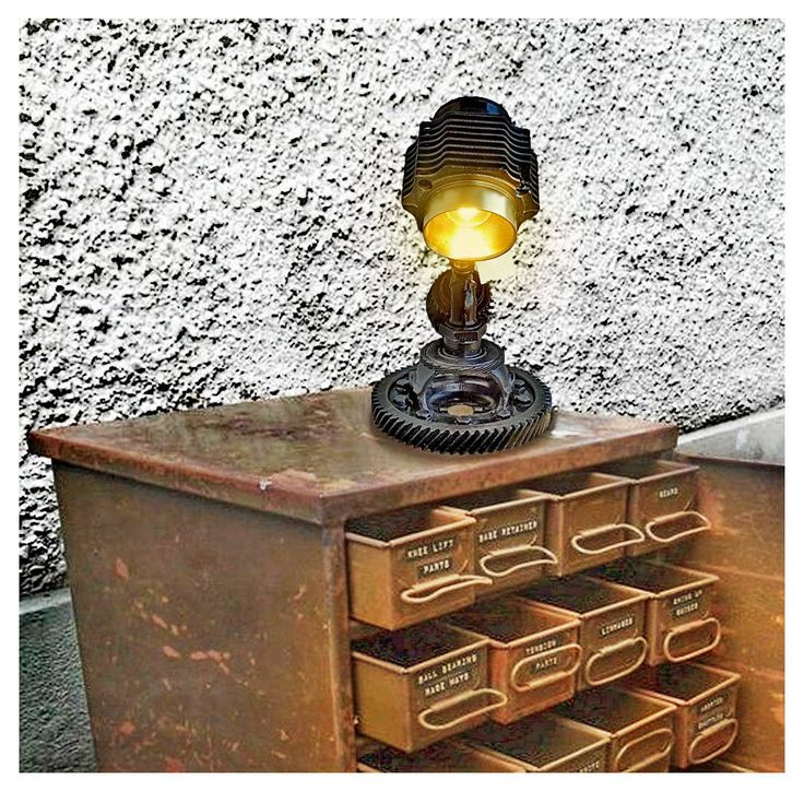 Retro industrial lamp Industrial bulb light Vintage metal lights Retro light bulb lamp Table lamps for sale Industrial pipe table lamp SALES OFF 15% DISCOUNT FOR EVERY SECOND PRODUCT !  Table lamp Sunlight Flare vendor code 01-27  Height: 35 cm (1ft 1.78in) Weight: 10 kg (22lb 0.740oz). Frame diameter: 18 cm (7.09in). Standards for bulb: E12, E14, E17, E26, E27. Wire length: 70 cm (2ft 3.56in).  Switch: on the wire, at a distance of 15-30 cm (5.91 - 11.8in) from the lamp. Switch is put on…
