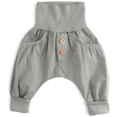 1+ in the family borja long pants – grey