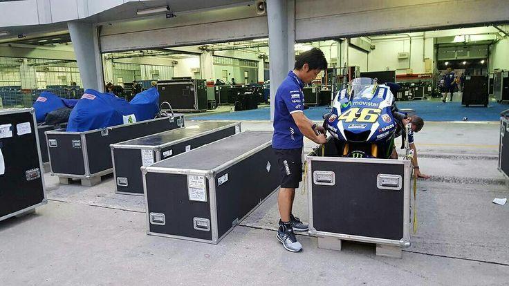 Packing-Packing ➡ Bye-Bye Sepang