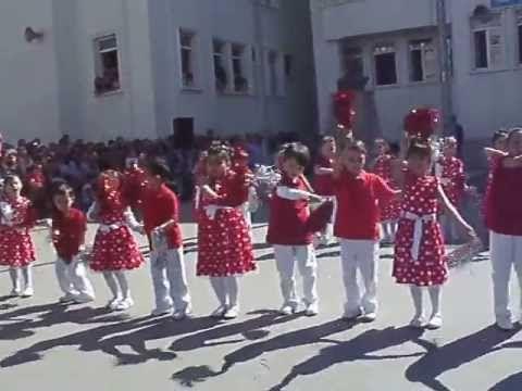 23 Nisan Dans Gösterisi Anasınıfı C