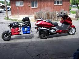 Resultado de imagen para Remolque simple para cargar motos