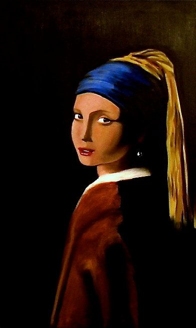 best girl a pearl earring images pearl  girl a pearl earring