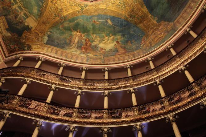 Manaus Opera House - Amazon Theatre