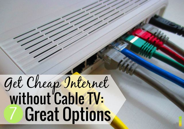 Get Internet Without Cable Or A Phone Line Frugal Rules Best Internet Provider Tv Without Cable Internet Providers