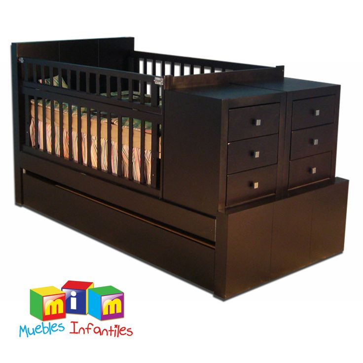 28 best Cunas de Madera images on Pinterest Baby cribs, Baby crib