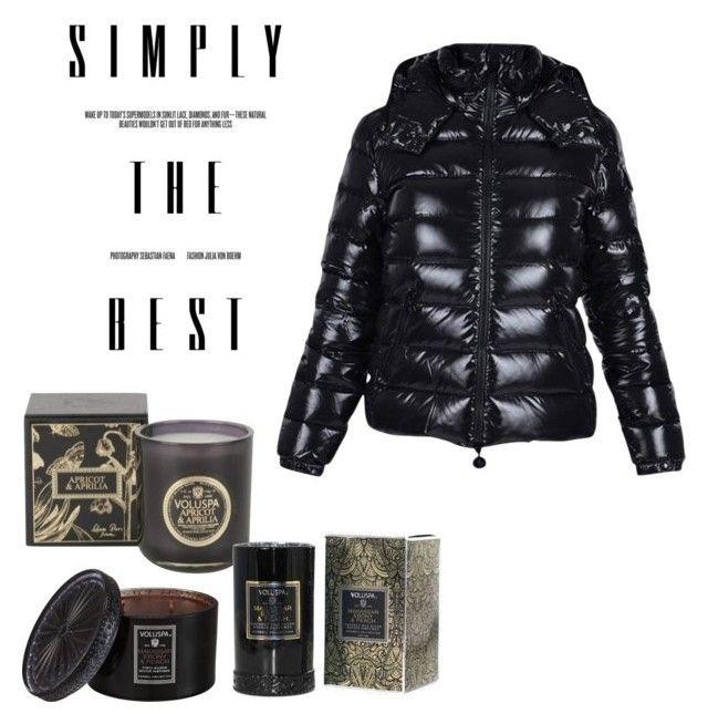 """¡!"" by ellensennerman on Polyvore featuring Moncler, Voluspa and Jayson Home"