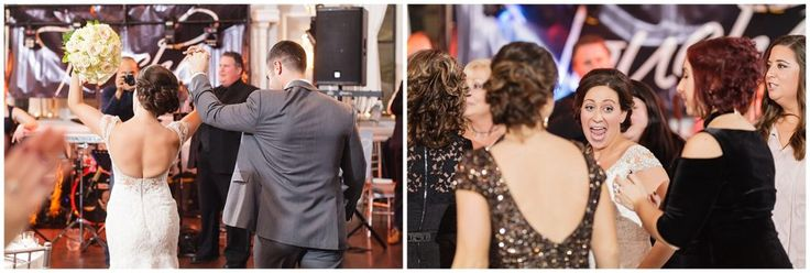 Reception photos at Arts Ballroom Wedding