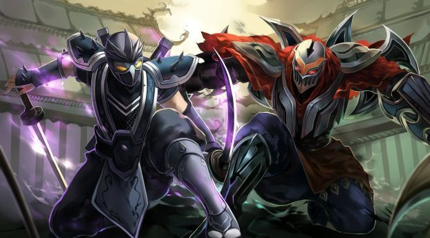 League Of Legends Battle Fantasy Wallpaper Hd Games 4k Wallpapers Images Photos And Background League Of Legends Warriors Wallpaper Background Images Hd