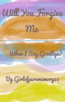 """I just posted """"It's Too Late Now"""" for my story """"Will you forgive me when I say goodbye?"""". http://my.w.tt/UiNb/Q8810jkF7B  It's about Sirius's traumatic 5th and 6th year. In working progress."""