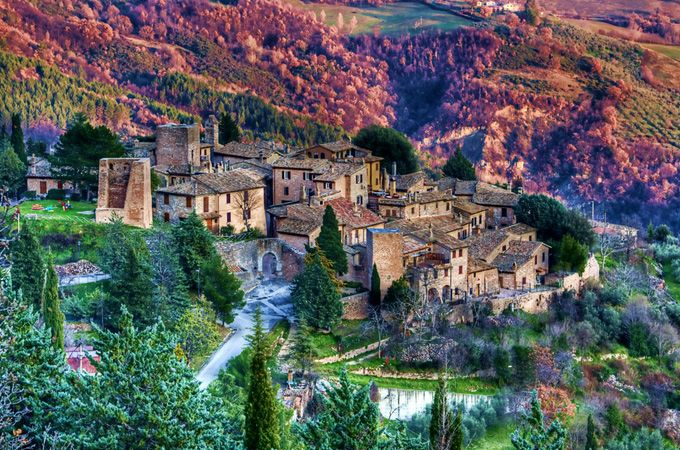 Most Beautiful Villages Around The World