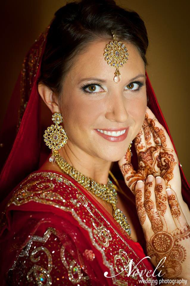 American - Indian Wedding by FamZing Photography