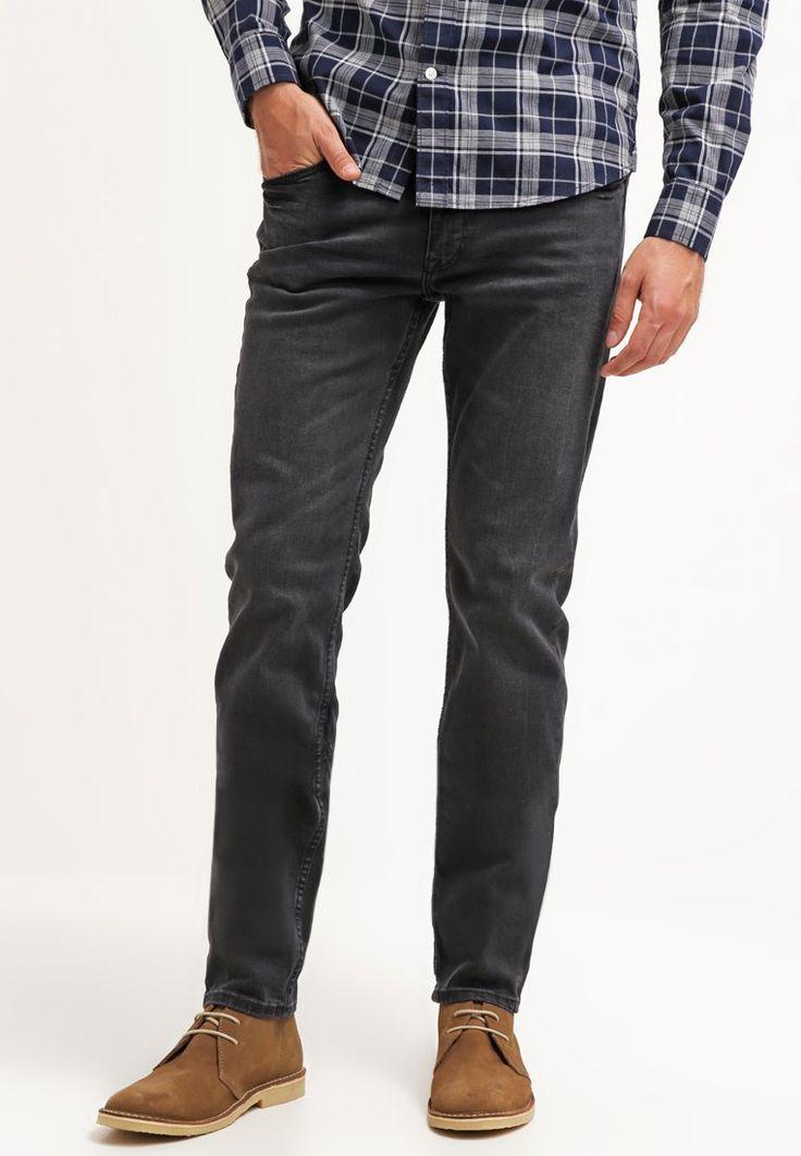 Burton Menswear London Slim fit jeans - black - Zalando.nl