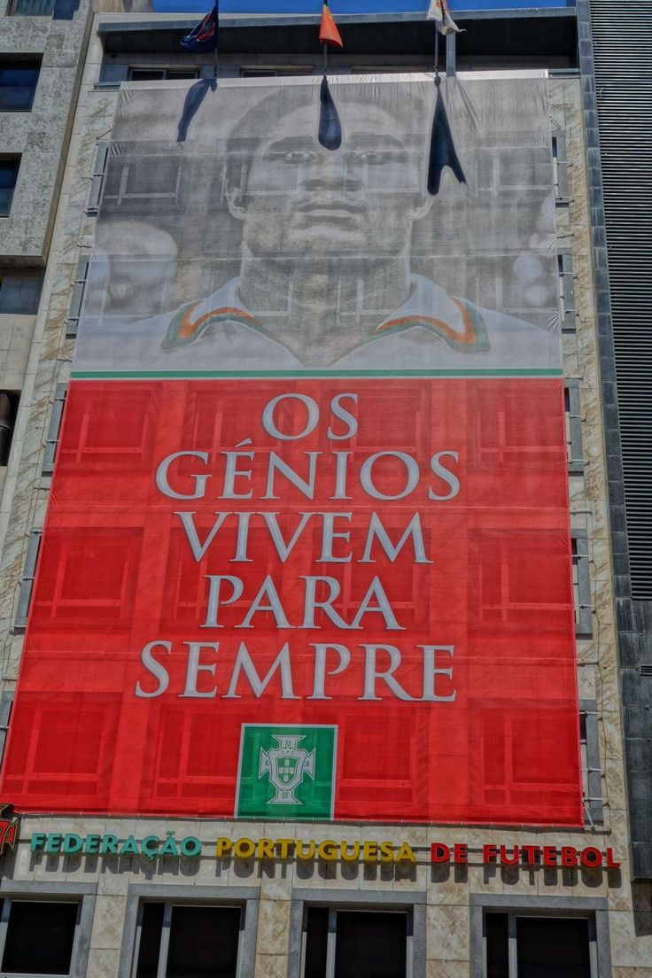 Eusébio - Panteão