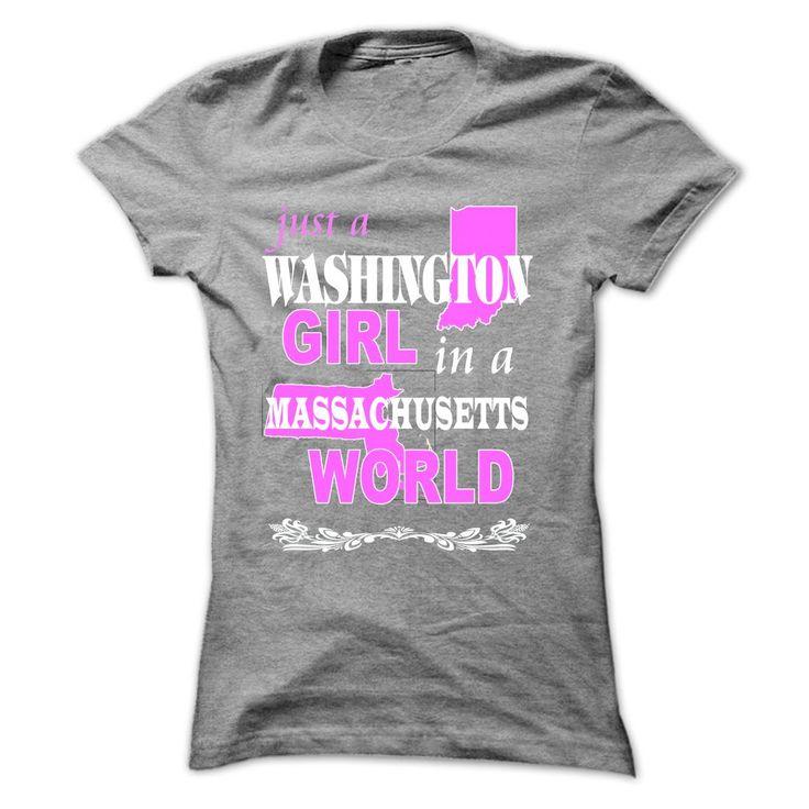 Washington Girl In ⊰ A Massachusetts WorldThis shirt is