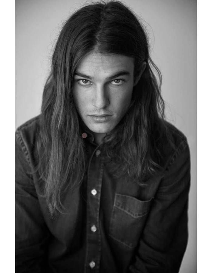 17 best ideas about Homme Cheveux Long on Pinterest | Hommes à ...
