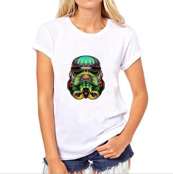 Star Wars Hippie Stormtrooper T-Shirt //Price: $9.99 & FREE Shipping //     #starwarsgeek